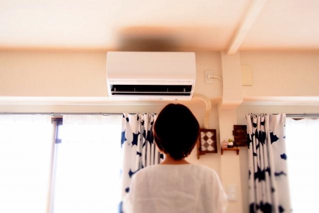 掃除代行サービスでエアコン・各部屋を綺麗に!
